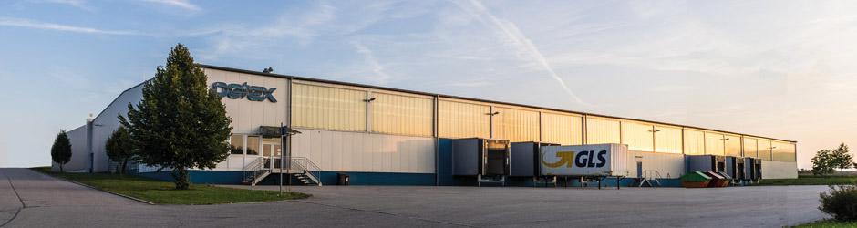 Petex Zentrallager in Mitterhof, Eggenfelden